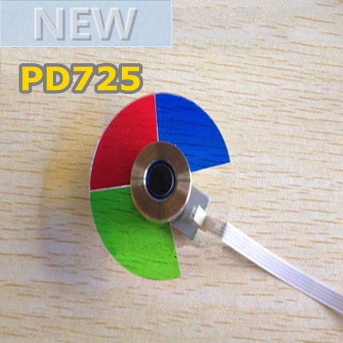 Brand New Projector Color Wheel for ACER PD725 PD725P Beamsplitters Spectral Slices Wholesale Retail headset bullet usb otg compatible android smartphones digital camera
