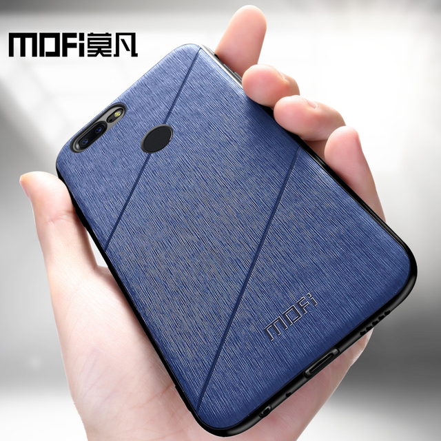 MOFi OnePlus 5 5T Luxury Business Style Shockproof Back Case Cover