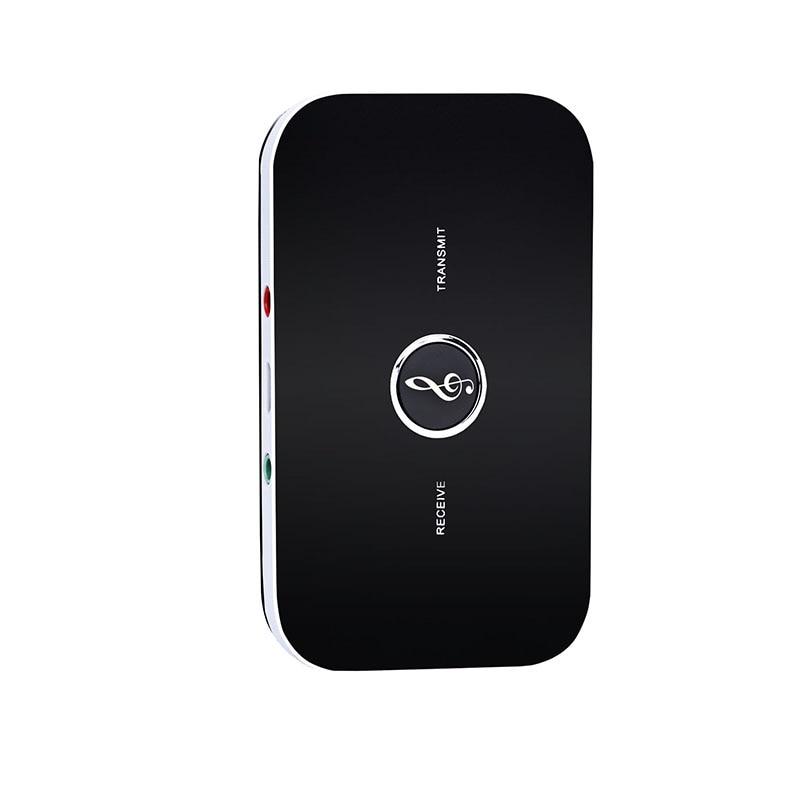 2 in 1 Bluetooth Ricevitore Audio Wireless Bluetooth A2DP Trasmettitore Audio adattatore per iPad per il iphone 3.5mm per la TV PC CD Player
