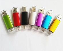 256gb 128gb 64gb OTG USB Flash Drive for Android Phone pen drive 32gb 8gb pendrive 16gb  otg usb 2.0 Stick Exempt postage