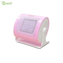 Mini ventilador calefactor de calefacción eléctrica onezli calentador de espacio portátil para habitación calentador eléctrico de baño calentador eléctrico 220V
