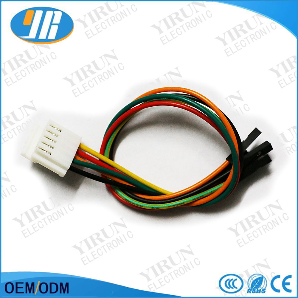 10 pcs/lot Arcade Joystick wire harness 5 PIN cable arcade ...