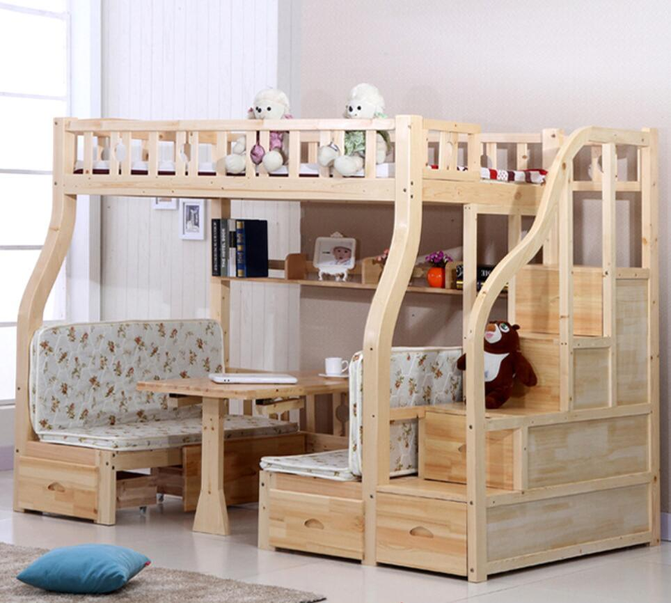 Online get cheap pine bed furniture for Cheap double bed frames under 50