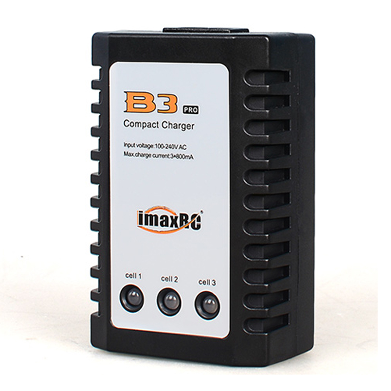 Ormino B3AC Charger Li-po 2s 3s 11.1v Battery Balance Charger Lipo Battery 7.4v Rc Drones Kit iMAX Charger helicopters parts lipo battery charger silicone wire balance extension cable 2s 3pin 3s 4pin 4s 5pin 6s 7pin 8s 9pin 2 54xh 30cm for rc parts