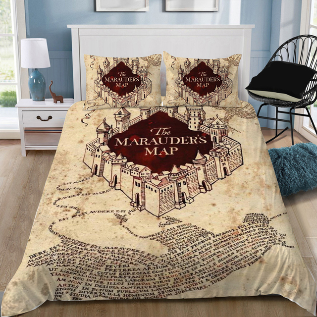 Harry Potter Bedding Set