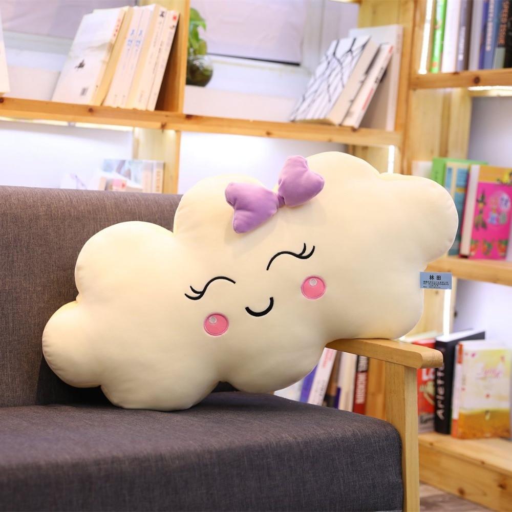 gigante novo estilo kawaii nuvem nuvem almofada 04