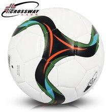 5071447dba0 CROSSWAY Kid Children Soccer Ball Size 3 Sewing machine Football Ball PU  Youth Student Soccer Balls