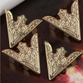 Pack of 2 Wing Tips Brooch Pin for Blouse Shirt Metal Pointed Collar Clips ee