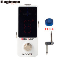 Mooer Micro Series Baby Tuner High Precision Tuning Pedal