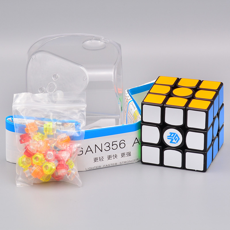 Magics cubes GAN 356 air speed cube GANS cubo magico profissional puzzle 356air cube classic toys Spinner fidget cube Toy