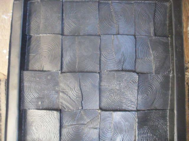 En plastique moules 3D en plastique décoratif panneaux muraux En ...