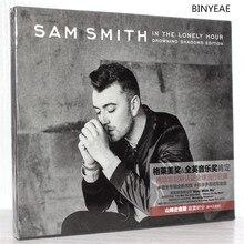 2018 Direct Selling Avril Lavigne Cd de Música Binyeae Frete Grátis; Sam Smith: solidão Tempo Viciado (2cd) Album Frete Grátis
