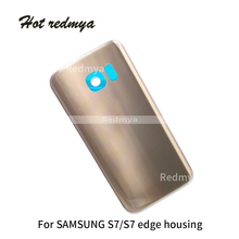 Get more info on the 10Pcs/lot For Samsung Galaxy S7 G930 G930F Rear Housing Case Battery Back Cover Door Glass With Sticker Replacement