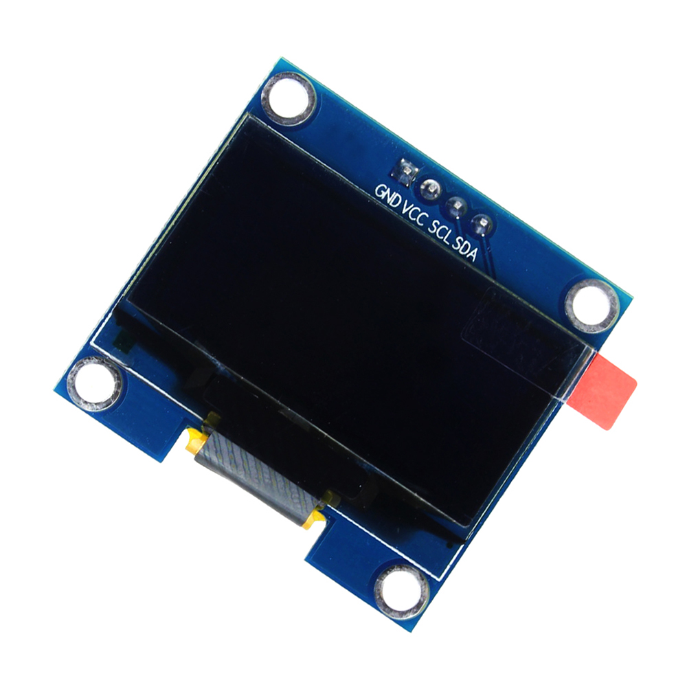 1.3 Inch OLED IIC I2C 128X64 White LCD LED Display Module  - buy with discount