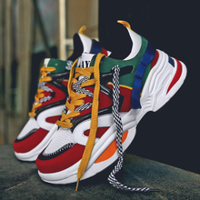 Athletic Outdoor Men Running Shoes Increasing Male Jogging Homme Triple S INS Sports GYM Casual Walking Brand Sneakers Disruptor
