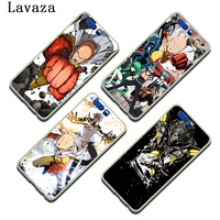 One Punch Man Phone Case for Huawei Y6 Prime Y5 II Y7 2017 2018 Nova 4 3i 3 2i Honor play 10 8X 8 9 Lite 6A 6C 7C 7X 7A Pro 3