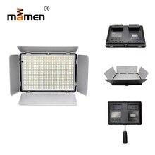 Mamen 600pcs Lamp Photo Studio Lighting For Canon Sony Nikon Camera Flash LED Light Wireless Remote Control Photography Lighting