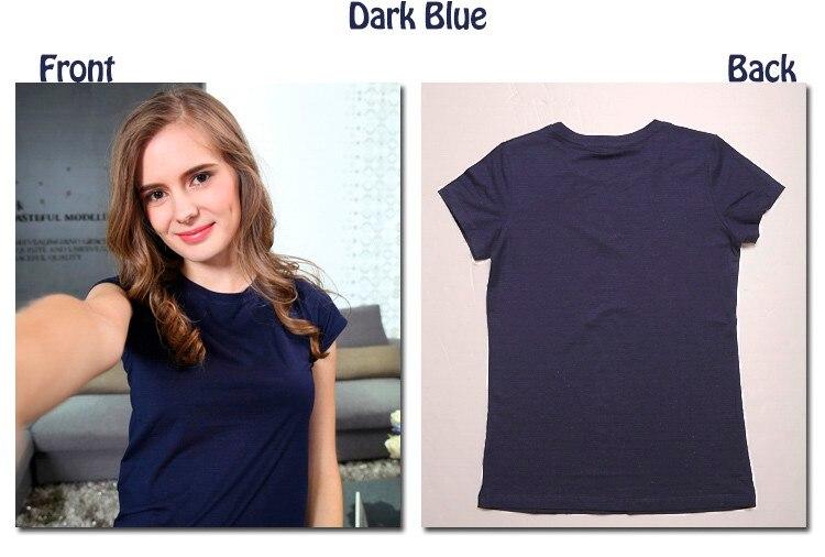 HTB12OLVLXXXXXXEXVXXq6xXFXXX0 - High Quality Plain T Shirt Women Cotton Elastic Basic T-shirts