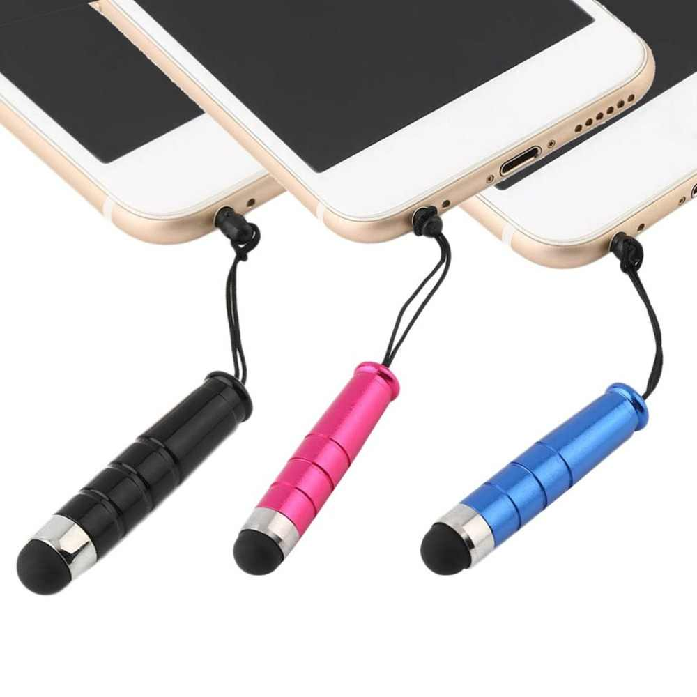 أسود القلم القلم لجميع بالسعة قلم شاشة اللمس لباد آيفون جميع الهواتف المحمولة اللوحي