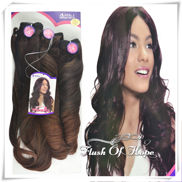 One Pack For Full Head Noble Wonderful Wa Beyonce Ombre Spring Curl