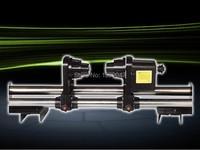 Trabeated phong cách đưa lên hệ thống với một động cơ cho Epson Canon HP Roland Mimaki Mutoh Seiko và lớn khác định dạng máy in