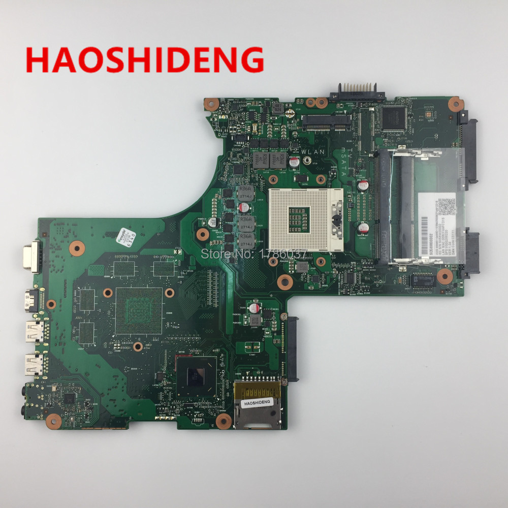 V000288220 GL10FG-6050A2492401-MB-A02 for Toshiba Satellite P870 P875 motherboard,All functions 100% fully Tested! k000092540 la 5321p for toshiba satellite l500 l505 series laptop motherboard all functions fully tested