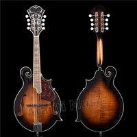 Afanti Solid Spruce top F Mandolin (AMB 611)