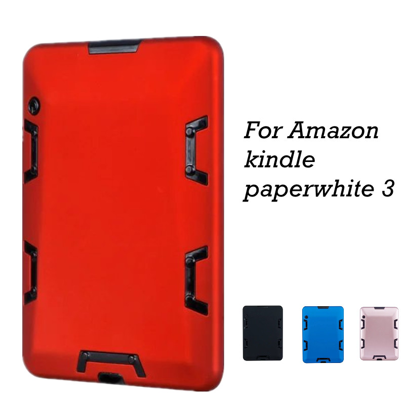 YNMIWEI For kindle paperwhite 3 Tablet Case Luxury Protective TPU Silicon Cover Case For Amazon kindle paperwhite 3 6'' Cases mimiatrend shockproof portable carry case e book sleeve pouch for amazon kindle paperwhite kindle voyage 6 inch cases protective