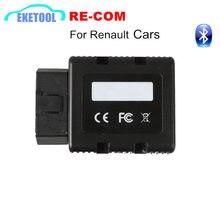 Nuevo PSA RE COM puede Clip COM interfaz Bluetooth puede Clip coche reemplazar igual que CAN Clip Auto escáner de diagnóstico