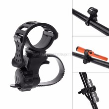Metal Detector Bike Flashlight Holder PIN POINTER Holder Flashlight MountT Suitable for All Kinds of Underground Detectors My02(China)