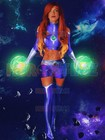 Starfire Cosplay Cos...