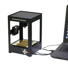 1000mW Mini laser Engraving Machine DIY Print Engraver cnc router Automatic laser cutter Off-line Operation + Protective Glasses(China (Mainland))