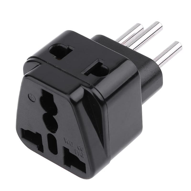 1 to 2 Splitter Universal UK/US/EU/AU Socket to Switzerland Power Adapter Plug Converter Travel Plug Adapter Universal Use New