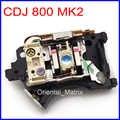 Spedizione Gratuita Originale CDJ-800 MK2 Obiettivo del Laser Lasereinheit CDJ 800 MK2 Optical Pick-up Bloc Optique Per Pioneer CDJ800MK2