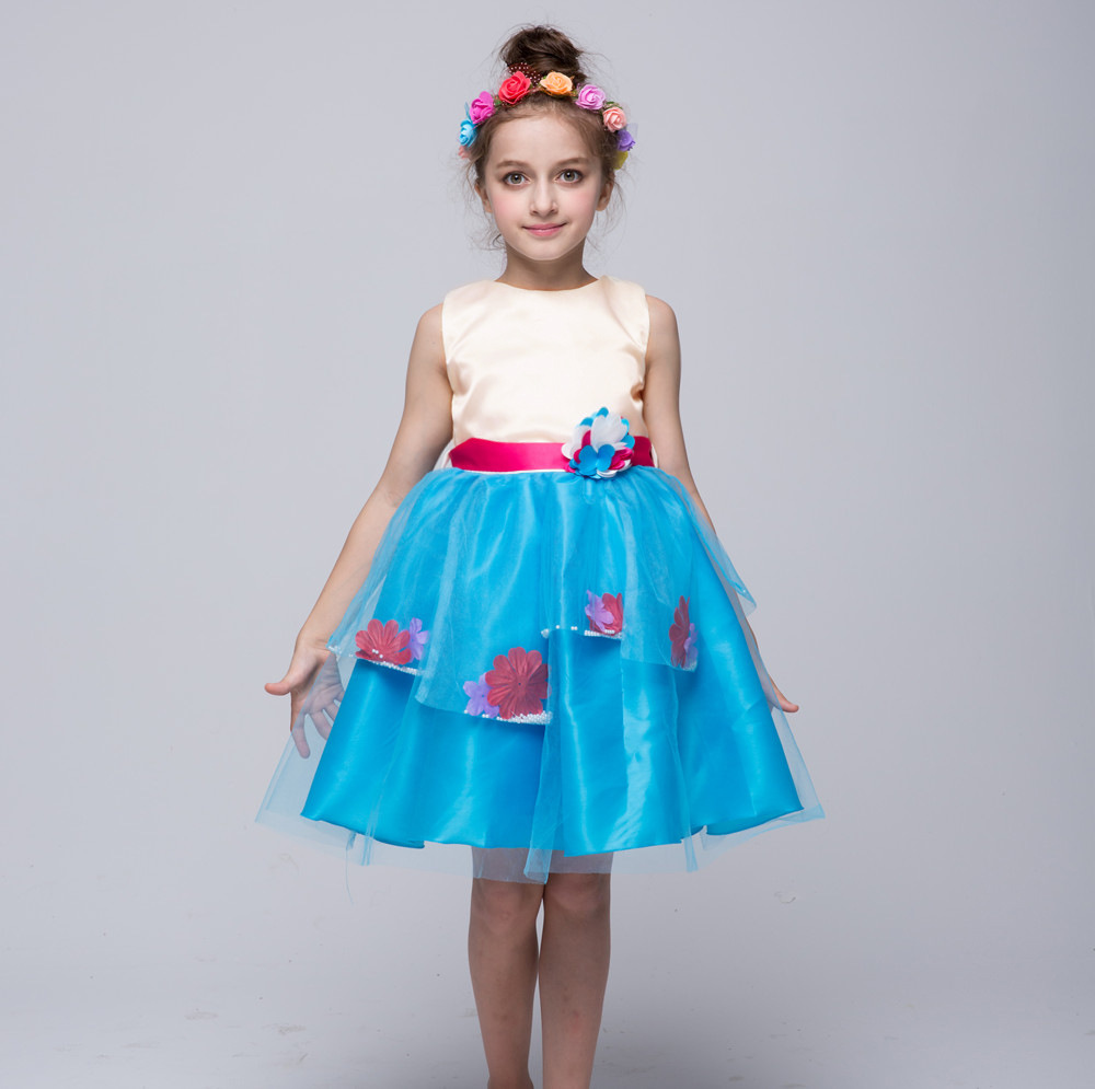 Amazing Party Dresses For 5 Year Girl Pictures - All Wedding Dresses ...
