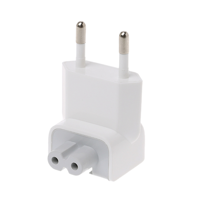 New Arrival US to EU Plug Travel Charger Converter Adapter Power Supplies for Apple MacBook Pro  Air  iPad iPhone HR