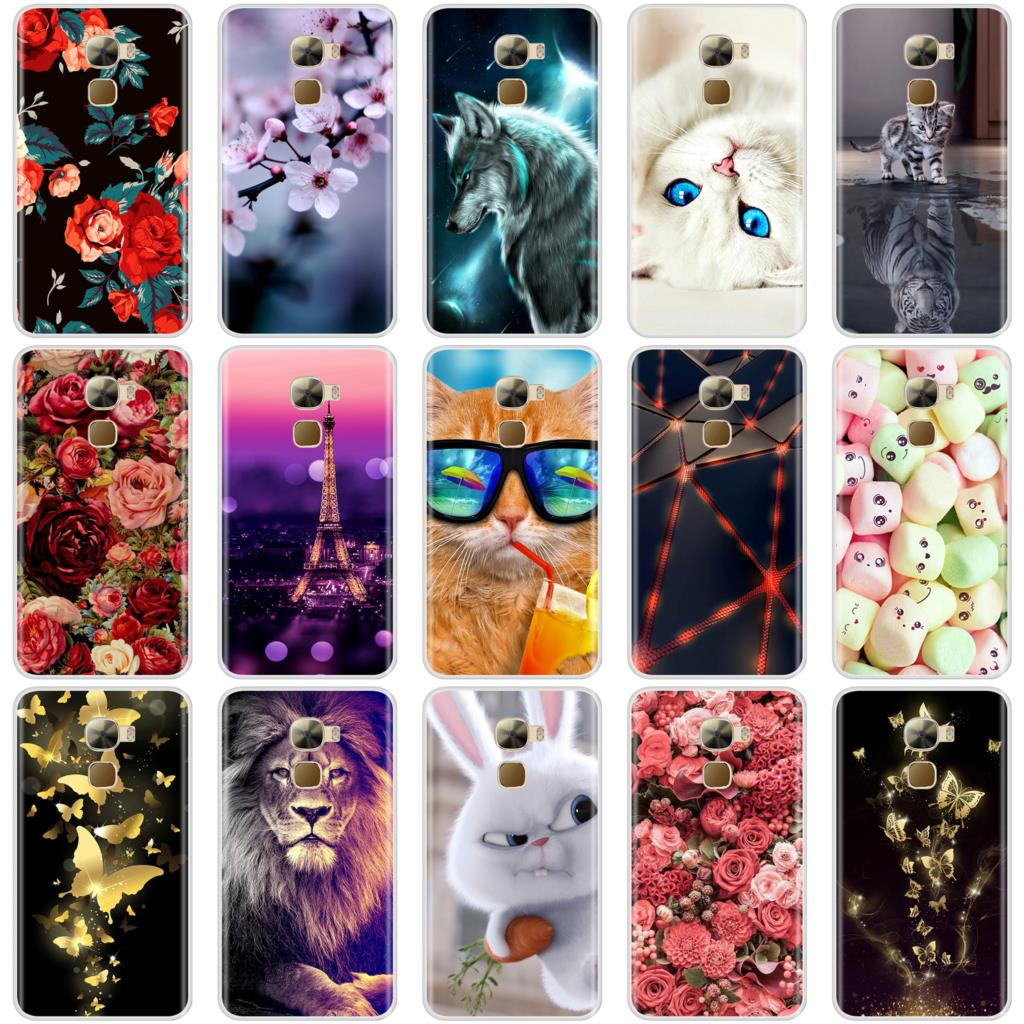 Phone Case For LeEco Le Pro 3 Soft Silicone TPU Fashion Cartoon Painted Back Cover Case For LeEco Le Pro 3 Pro3