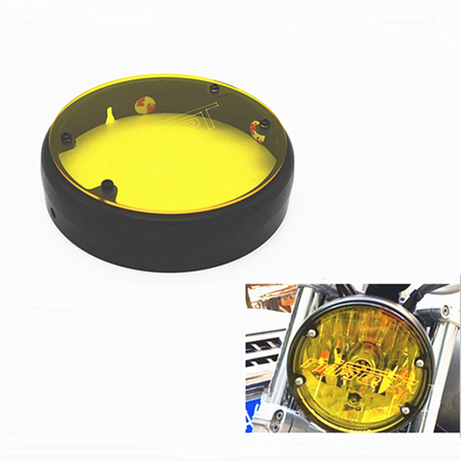 led Headlight Headlamp Fairing Cover Case Protection Guard for BMW R Nine T 9T Scrambler Motorcycle Accessories for bmw r nine t techometer speedometer ring cover r 9t