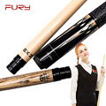 2019 FURY DL Pool Cue Stick Kit Billiard Cue 11.75mm/12.75mm Tips Maple/Ash Two Shafts Technology 10 Pieces Professional Billiar