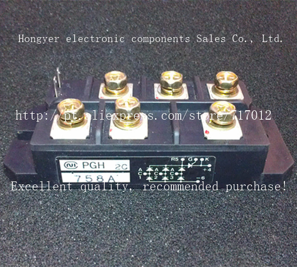 Free Shipping PGH758A New products FET Module:75A-800V,Can directly buy or contact the seller