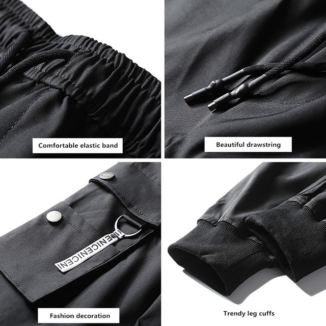 pants skinny sweatpants joggers modis streetwear trousers harajuku