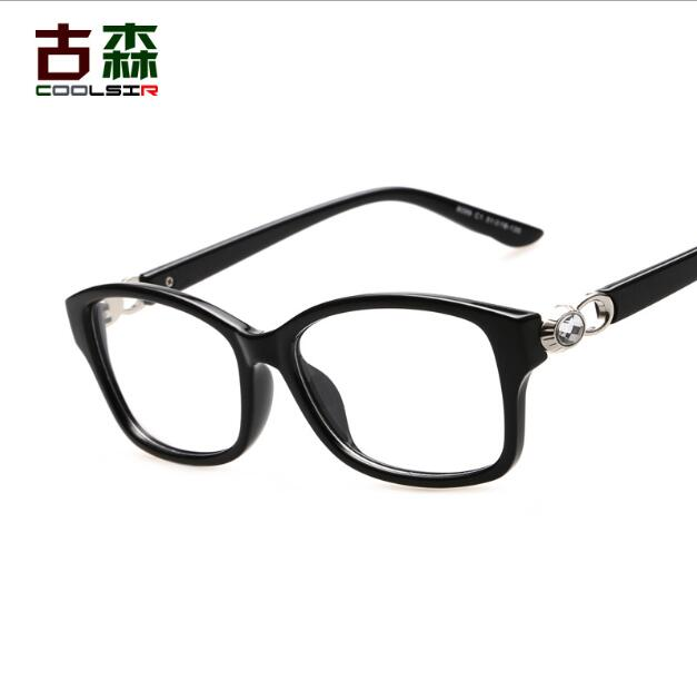 03432c8bf8f Hot!!2016 Promotion Eyeglasses Men s And Women s New Han Edition Retro  Goggles Flat Decorative Glasses Online Fashion Frame B099. Price