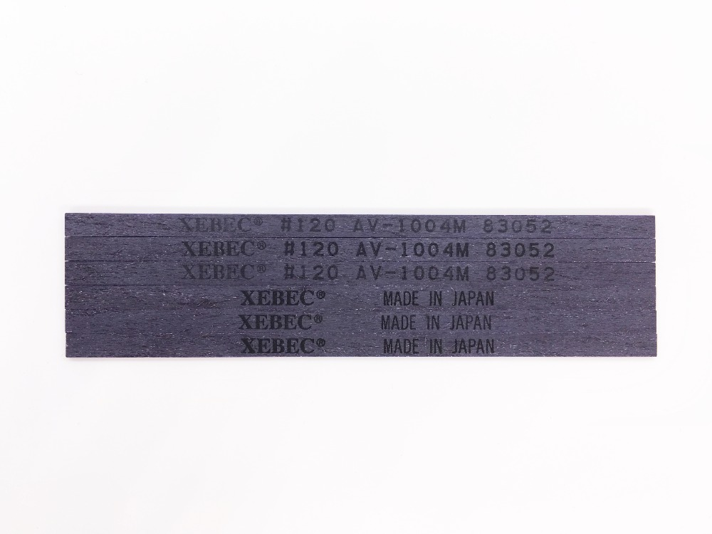 XEBEC AV-1004 #120 Ceramic Fiber Whetstones 1pcs Free Shipping