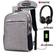 Usb Handbag Bag In The Back Drive Load Naturehike Backpack Seal Bag Travel Bag for Male