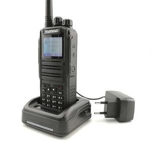 Image 5 - Baofeng DM 1701 Digital analógica Walkie Talkie de doble banda de doble ranura de tiempo DMR Radio estación de dos vías radioaficionados transceptor 10 KM