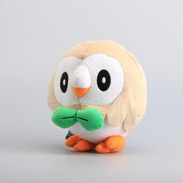 Peluche de Rowlet (17cm) Merchandising de Pokémon