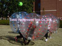 Диаметр 1.5 м ПВХ футбол в шарах для взрослых, пузырь футбол бампер Надувные Людской Шарик