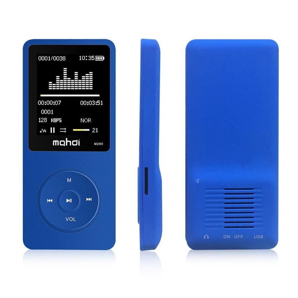 2018 Music download free MP3 Player 8GB Speaker 1 8'' HD