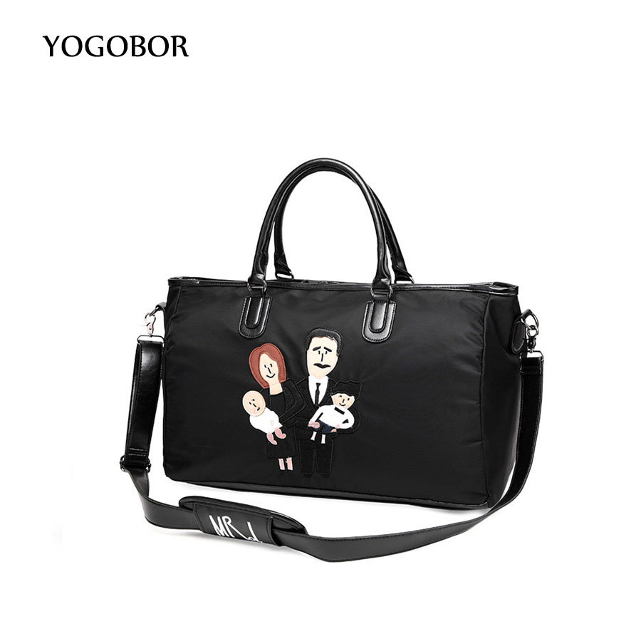 ФОТО 2017 New Women Casual Messenger Handbags Famous Designer Women Totes Handmade Embroidery Cartoon Brand Fashion Top-handle Bag