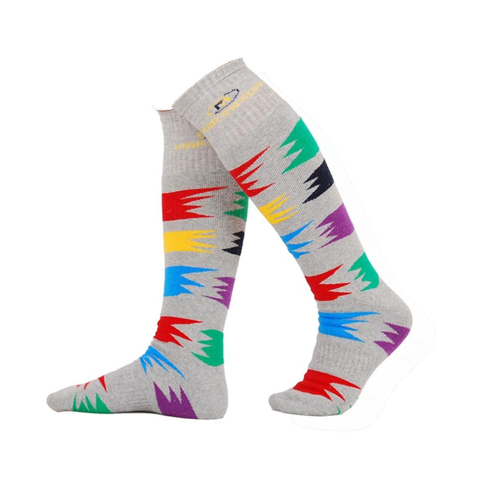 Winter Unisex Kids Thermal Ski Socks Cotton Sports Snowboard Skiing Camping Hiking Socks Thermosocks Leg Warmers high quality